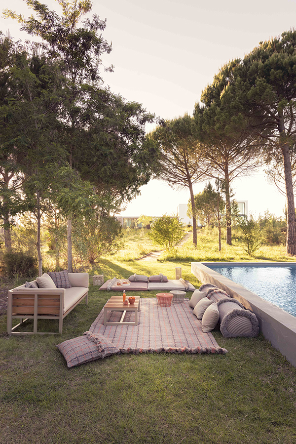 Garden Layers brings comfort and style to the outdoors - Gan